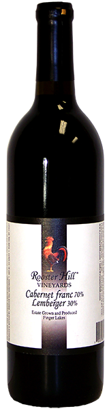 Estate Cabernet Franc 70% / Lemberger 30% 2017 Product Image